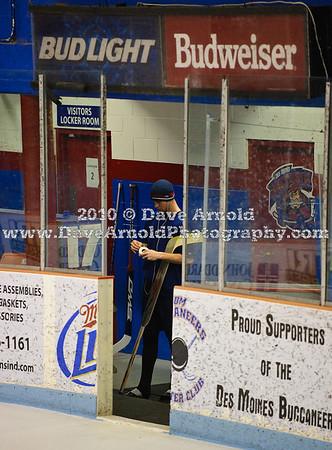 2/26/2010 - USHL - U18 vs Des Moines Buccaneers