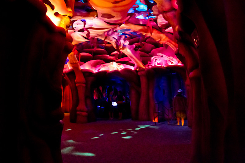 Ursula's Grotto In The Sorcerer's Worshop