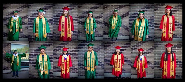 Meskwaki Settlement High School Graduates 2020