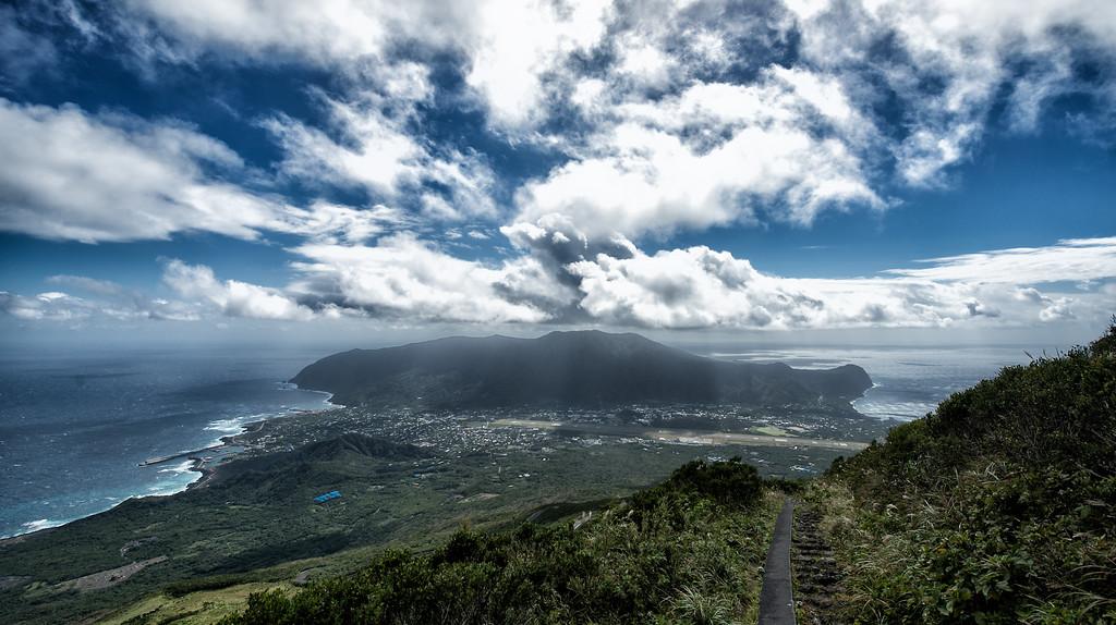 Hachijo Island, Japan