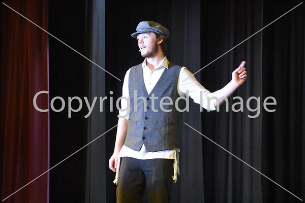 "Blissfield HS Spring Play 2019 ""Fiddler on the Roof"""