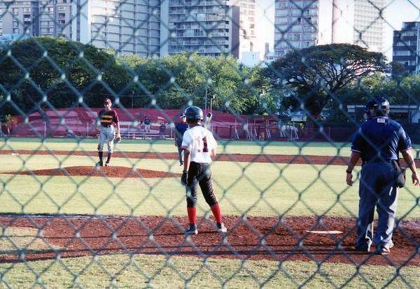 2002 - 03 - 29 - Ryan Inter Baseball Game