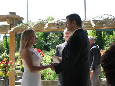Moe And Tiff's Wedding