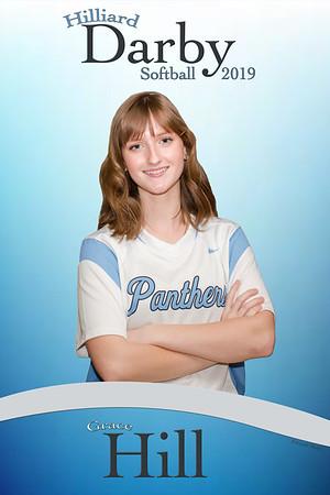 2019 Darby Softball