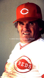 Pete Rose & Baseball figures