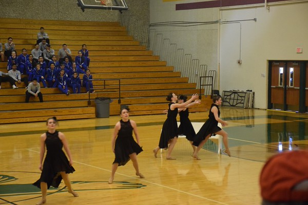 Feb. 27th-Dance Officers-Desoto, TX
