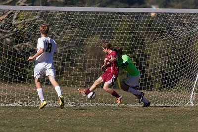 9/23/15: Boys' JV Soccer v Westminster