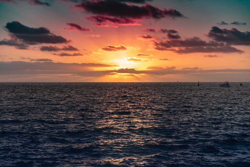 Freemantle sunset