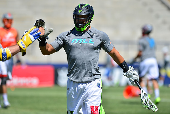 MLL All Star Game, 7-9-16