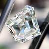 3.16ct Shield Shape Diamond, GIA J VS2 1