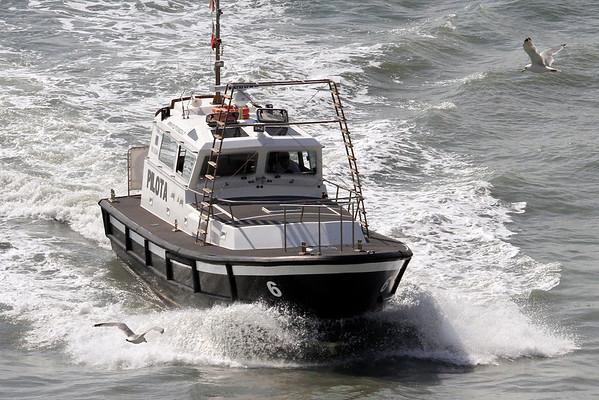 Mediterranean Pilot Boats and Harbor Sights