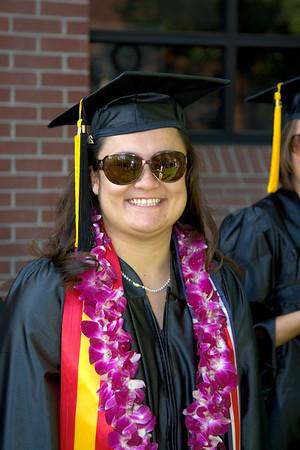 Nicole UNR Graduation