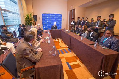 Meeting with Dignitaries & Government Officials in Baltimore - Oct 20, 2018