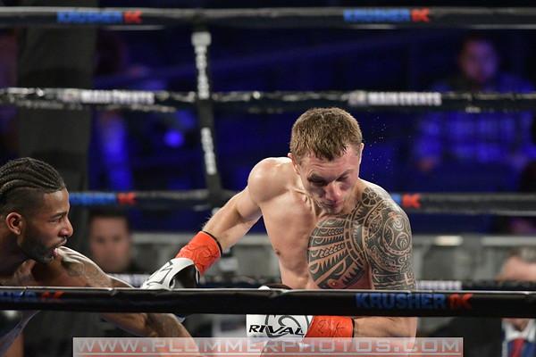 Alexey Evchenko vs. Khiary Gray