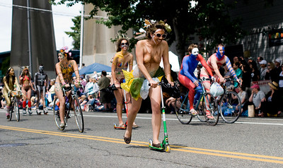Fremont Solstice Parade, WA