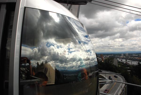 Aerial Tram - Portland, Oregon