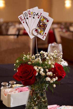 Blackjack Tournament Dinner