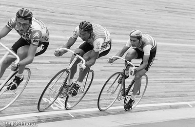 Leicester Track Champs plus Moser 1987