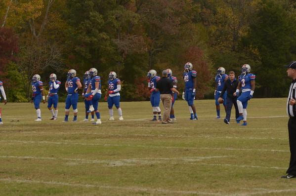 PG Football vs. Central International College - Oct 26   Part 3