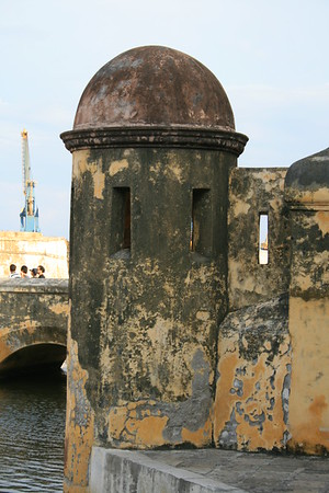 Fort San Juan & the Bastion