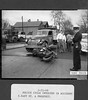 February 21, 1949 Police Cycle Accident