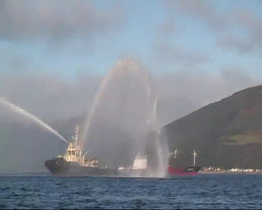 Cunard Ships - Video