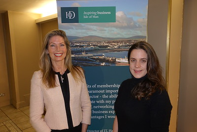 IoD Dining Club with Allie Renison 22/02/18