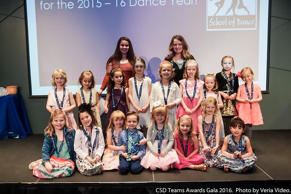 CSD Teams Awards Gala 2016