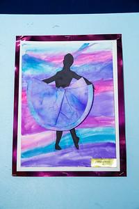 5th Grade Art Pics
