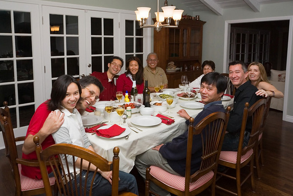 2006 12/24: Christmas Eve on the Peninsula