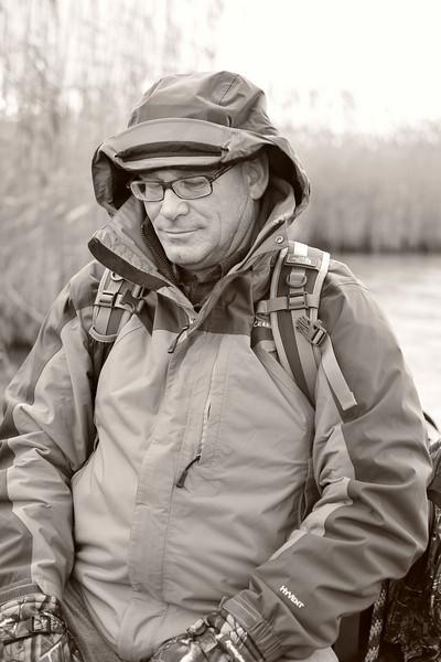 December 3, 2009 - Canada Club Hunt Trip