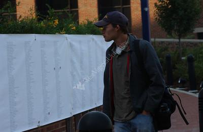 22840 - 911 Tribute on Campus