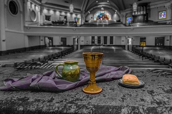 Maundy Thursday 2020 Central Christian Lexington