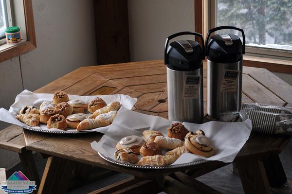 Top of the Notch -Sunday Breakfast