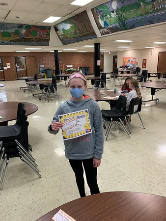 January Student of the Month 2021