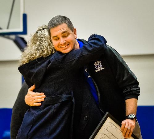 Coach Brakel 500th Win 12-05-15-15
