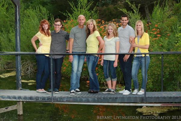 Devon Curtis Family 2013
