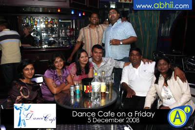 Dance Cafe - 5th December 2008