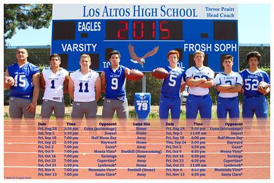 LAHS Varsity 2015