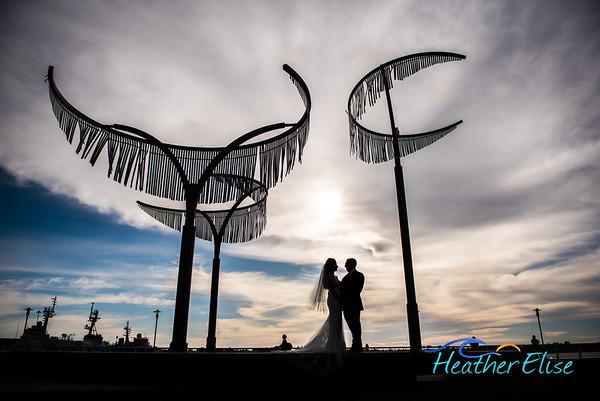 Eileen + Juan | Hilton Bayfront Wedding | San Diego Wedding Photographer