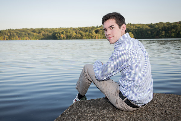 Tyler's Senior Portraits