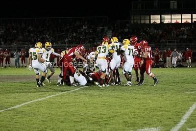 Varsity vs Lodi @ McNair