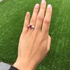 3.21ctw Burma N-Heat Ruby Ring, by Mellerio 11