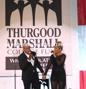 THURGOOD MARSHALL COLLEGE FUND GALA 28TH ANNUAL AWARDS GALA  WASHINGTON DC