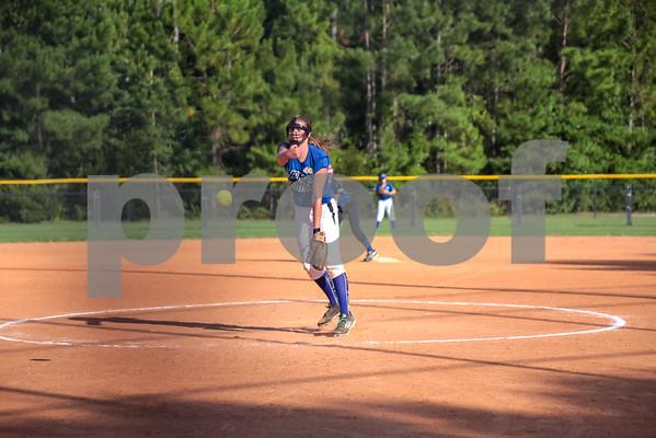 Lake Marion Ponytails SC State Tournament 2015