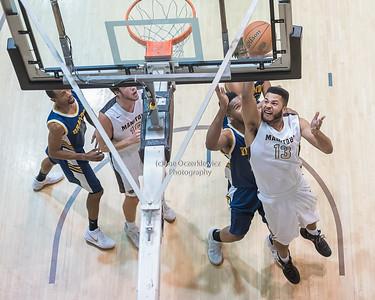 Bison Men's Basketball vs Brandon Bobcats Nov 24 & 25, 2017