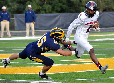 OP Southfield A&T at Clarkston football