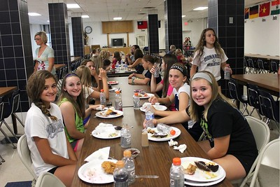JH Volleyball 2012