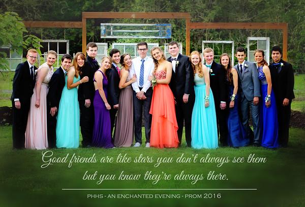 PHHS Prom 2016