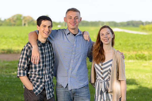 Billmire Family in Cecilton